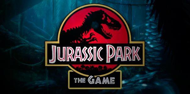 Jurassic Park the game logo