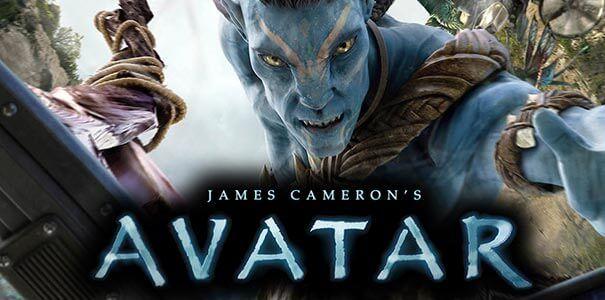 James Cameron's Avatar: The Game logo