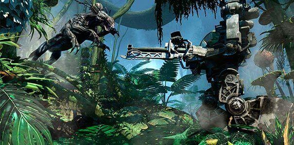 James Cameron's Avatar: The Game cutscene