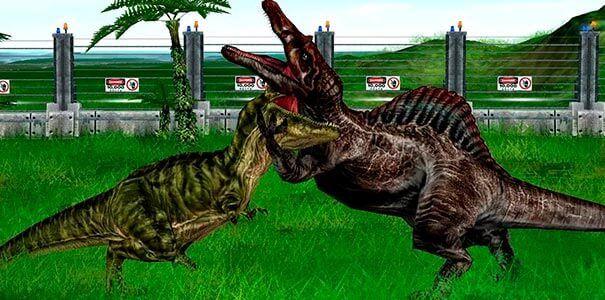 Jurassic Park Operation Genesis cutscene
