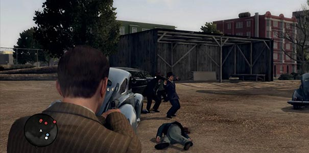 L.A. NOIRE gameplay