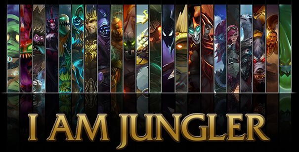 League of Legends junglers