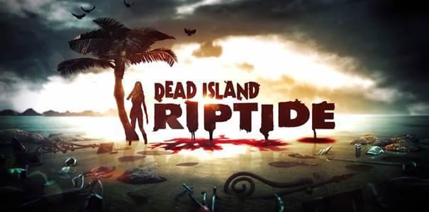 Logo da tradução de Dead Island Reptile.
