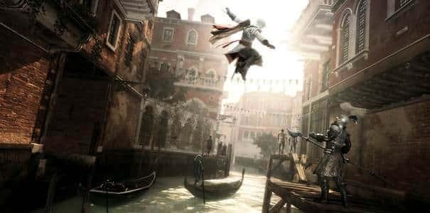 Herói de Assassin's Creed 2.