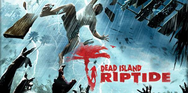 Cartaz de Dead Island Reptile.