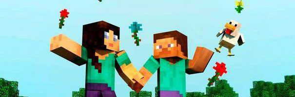 Casal Minecraft