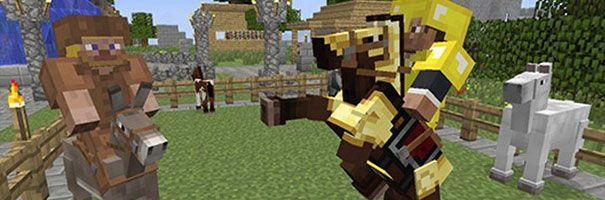 Cavaleiros Minecraft