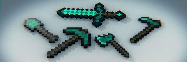Ferramentas Minecraft