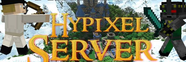 Hypixel Banner