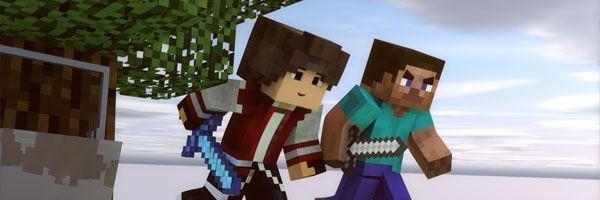 Minecraft Amizade