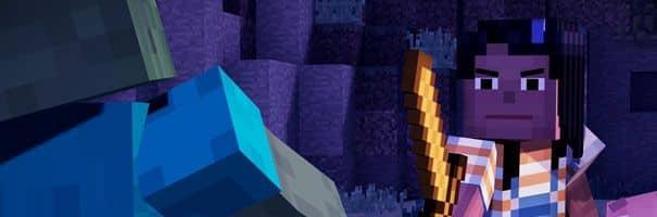 Minecraft Luta