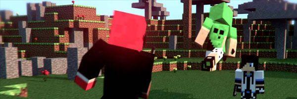Minecraft Omega Realm Batalha