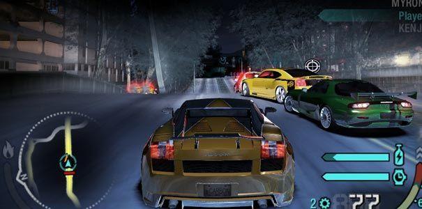 Need for Speed Carbon - Corridas online com até oito jogadores