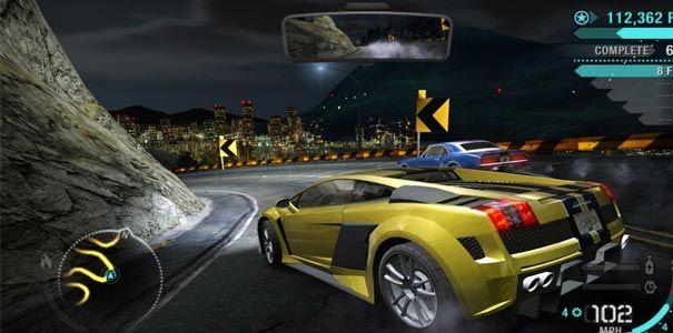 Need for Speed Carbon - Corridas noturnas no Cânion Carbon