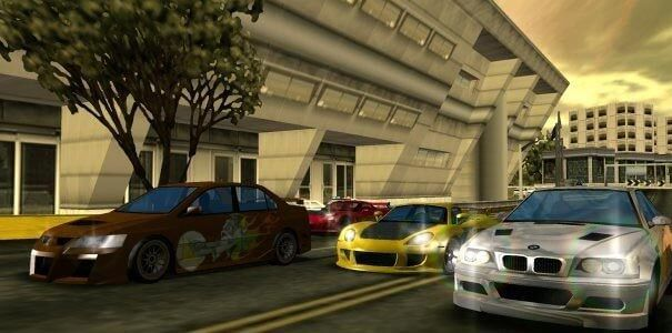 Need for Speed Most Wanted - Prestes a começar uma corrida