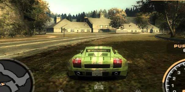 Need for Speed Most Wanted - Fugindo da políci
