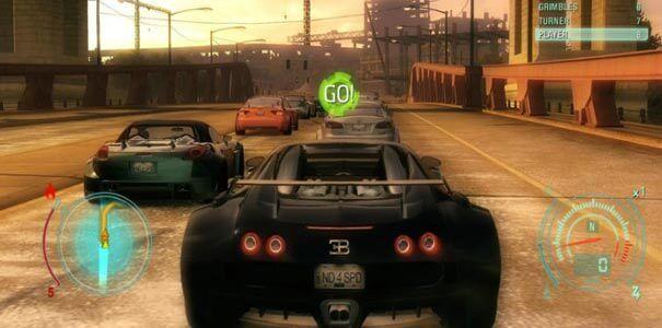 Início De Corrida Em Need For Speed Undercover