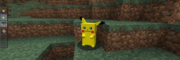 Pikachu Pixelmon