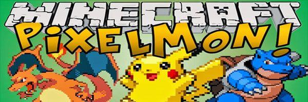 Pixelmon banner