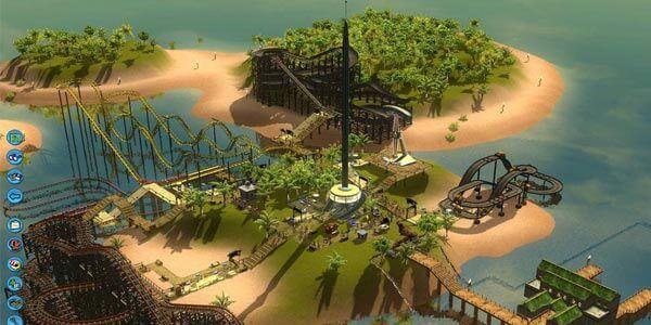 RollerCoaster Tycoon 3: gerenciando um parque completo