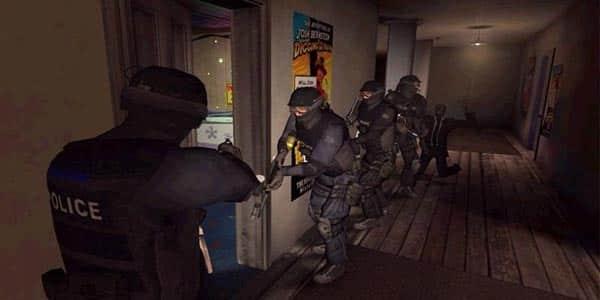 Swat 4 - entrando cautelosamente