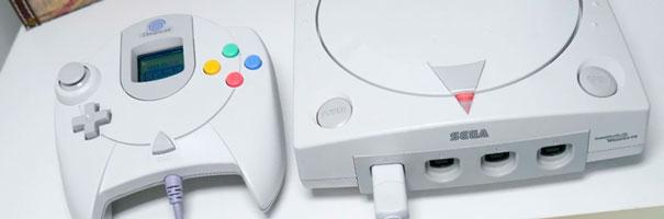 A história do Dreamcast.