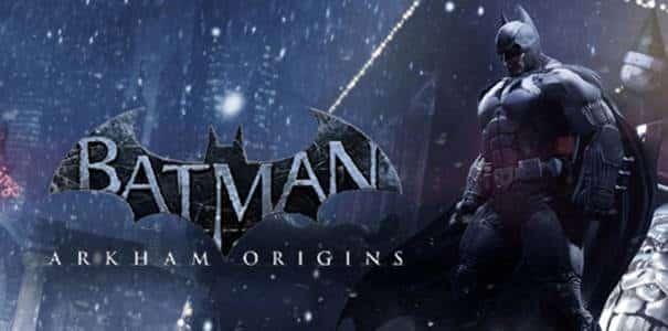 Capa de Batman Arkham Origins