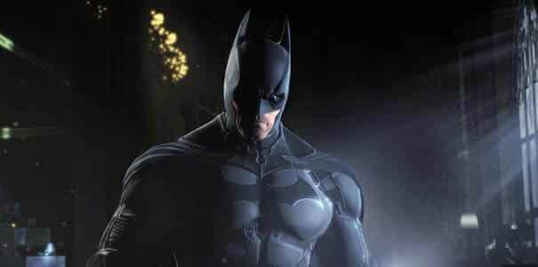 Batman Arkham Origins, o Homem-Morcego