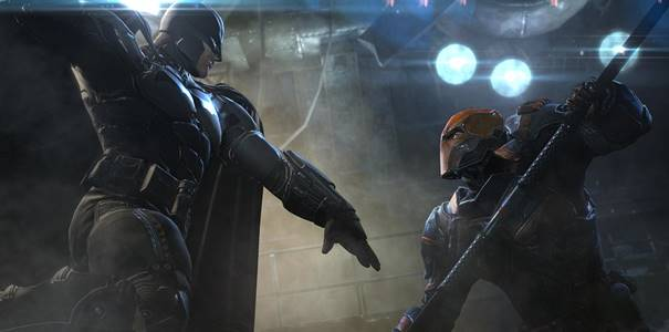Personagens de Batman Arkham Origins