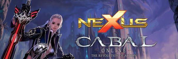 Cabal Nexus, o melhor servidor de Cabal Online