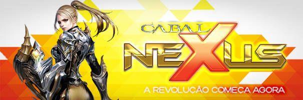 Cabal Nexus - Conhecendo o Fórum e FanPage