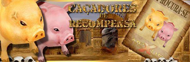 Caçadores de recompensa e o Porco da Sorte