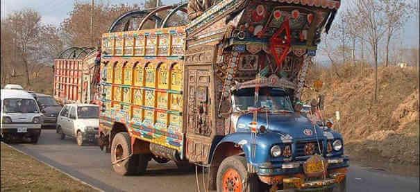 Caminhão supersticioso - Caminhões Mais Estranhos