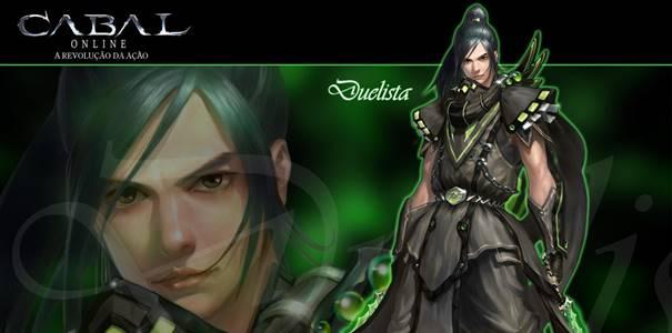 Classes de Cabal Nexus Online - Duelista