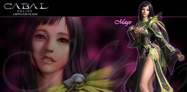 Classes de Cabal Nexus Online - Mago