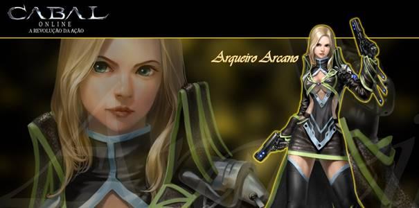 Classes de Cabal Nexus Online - Arqueiro Arcano