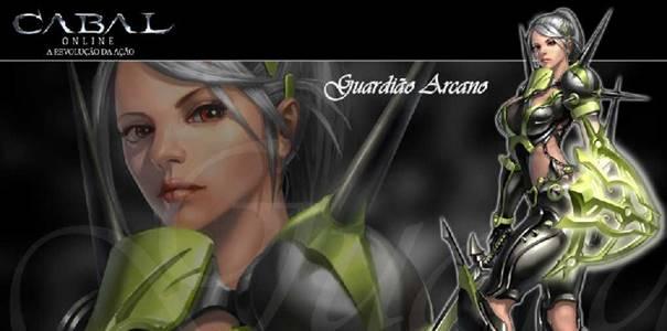 Classes de Cabal Nexus Online - Guardião Arcano