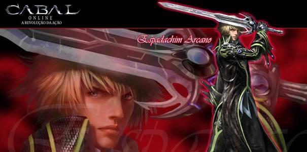 Classes de Cabal Nexus Online - Espadachim Arcano