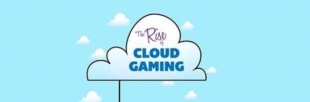 A popularização dos jogos em nuvem.