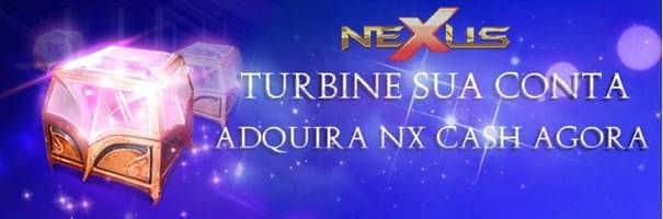 Turbine sua conta no Cabal Nexus - Como Adquirir Pacotes de NXs