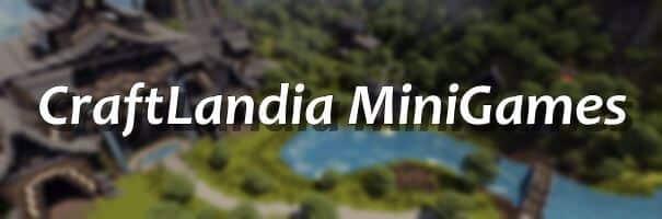 CaftLandia MiniGames - como acessar o servidor