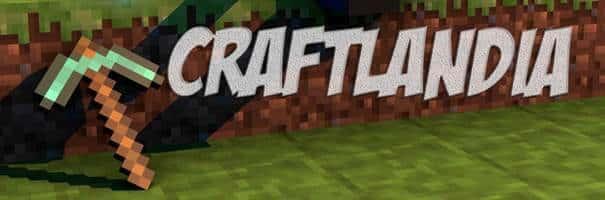 Craftlandia - maior servidor de Minecraft