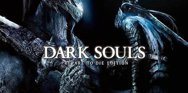 Capa do jogo Dark Souls Prepare to Die