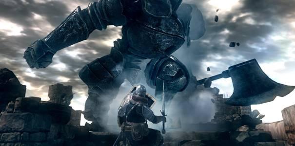 Jogabilidade em Dark Souls Prepare to Die