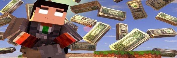 dinheiro facil na Craftlandia