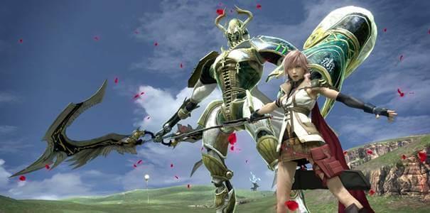 Jogabilidade de Final Fantasy XIII