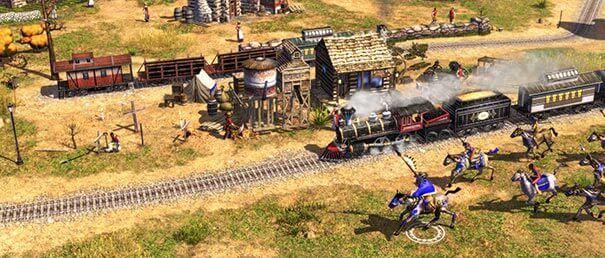 ìndios no Age of Empires 3