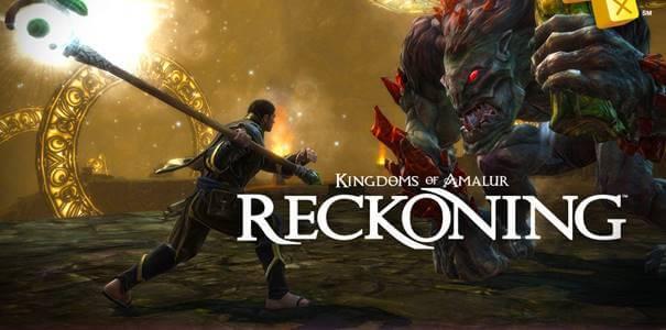 Capa do game Kingdoms Of Amalur Reckoning
