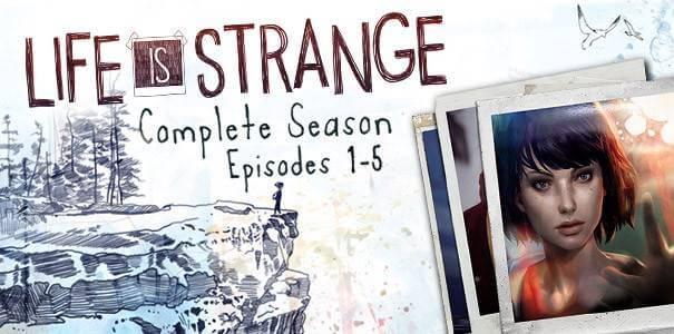 Life Is Strange - temporada completa