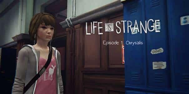 LIfe is Strange Episode 1 - capa do game